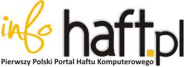 Infohaft – Pierwszy Polski Portal Haftu Komputerowego logo