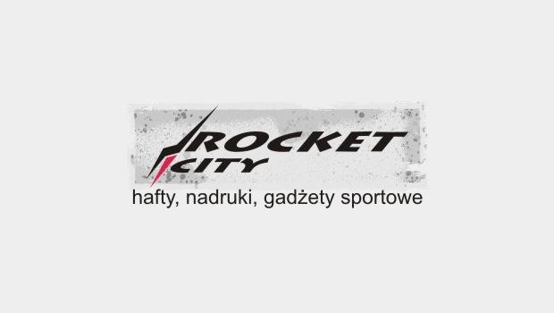 Rocket City - haft, nadruki, gadżety sportowe